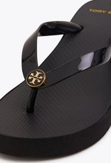 Tory Burch Tory Burch Cut Out Wedge Flip Flop