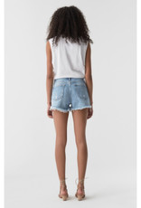 AGOLDE Parker Vintage Loose Cut-Off Short