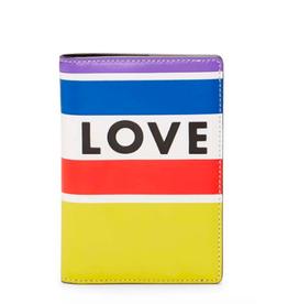 Rebecca Minkoff Rebecca Minkoff Passport Case-Love Stripe