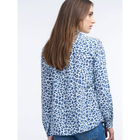 Repeat Cashmere Long Sleeve Button Down