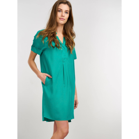 Repeat Cashmere Tencel Dress
