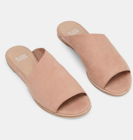 Eileen Fisher Footwear Eileen Fisher Rue Tumbled Nubuck Slide
