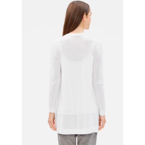 Eileen Fisher Eileen Fisher Simple Long Cardigan
