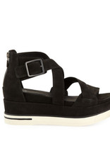 Eileen Fisher Eileen Fisher Boost Washed Leather Platform Sandal