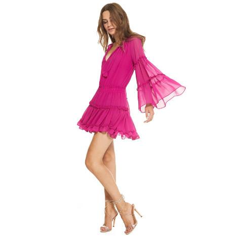 Misa Misa Leeva Dress