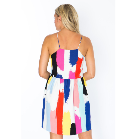 Crosby Elle Dress