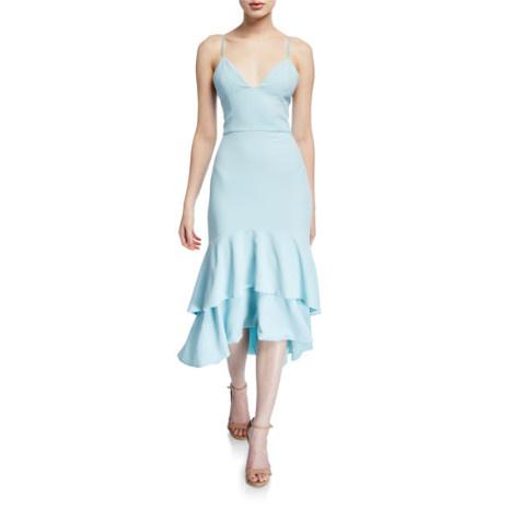 Alice & Olivia Alice & Olivia Amina Sweetheart Dress