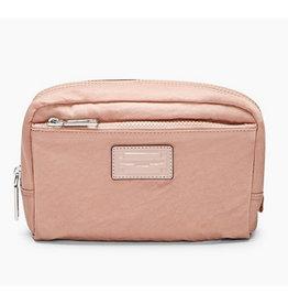 Rebecca Minkoff Rebecca Minkoff Nylon Cosmetic Pouch Vintage Pink