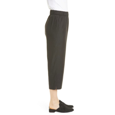 Eileen Fisher Eileen Fisher Slouchy Crop Pant