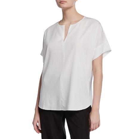 Eileen Fisher Eileen Fisher Roundneck Shirt