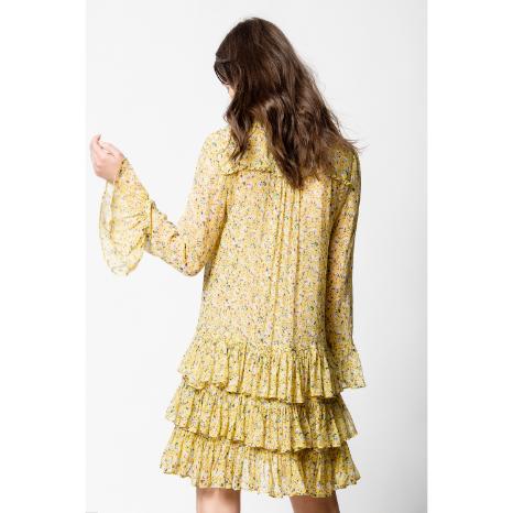 Zadig & Voltaire Zadig & Voltaire Rebbie Anemone Dress