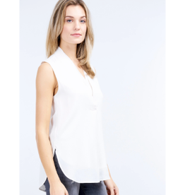Repeat Cashmere Sleeveless Top