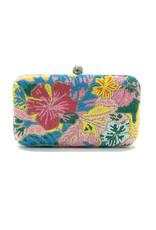 Moyna Box Bag Abstract Flowers