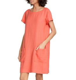 Eileen Fisher Eileen Fisher Bateau Neck Dress