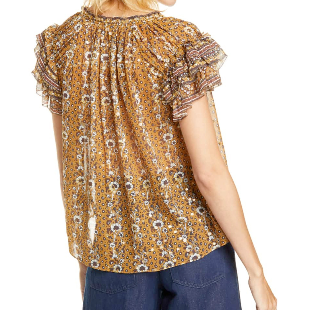 Ulla Johnson Ulla Johnson Kosta Top