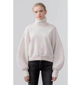 AGOLDE AGOLDE Balloon Sleeve Turtleneck Sweater
