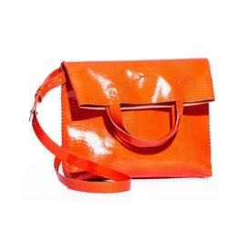 Volta Atelier Vila Folded Leather Bag