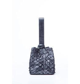 Volta Atelier Soho Mini Bag Pirarucu Skin