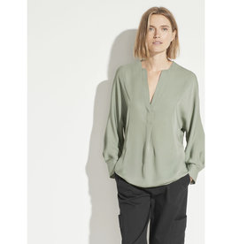 Vince Vince Half Placket Blouse