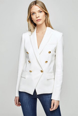 L'AGENCE L'Agence Kenzie Double Breasted Blazer