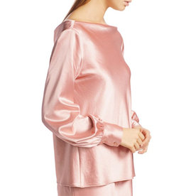 Milly Milly Rachele Cowl Back Top