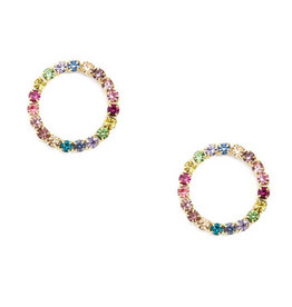 Zadig & Voltaire Zenzii Keep it Colorful Earring Multi