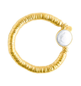 Catherine Page Catherine Page Evra Bracelet with In-Line Link