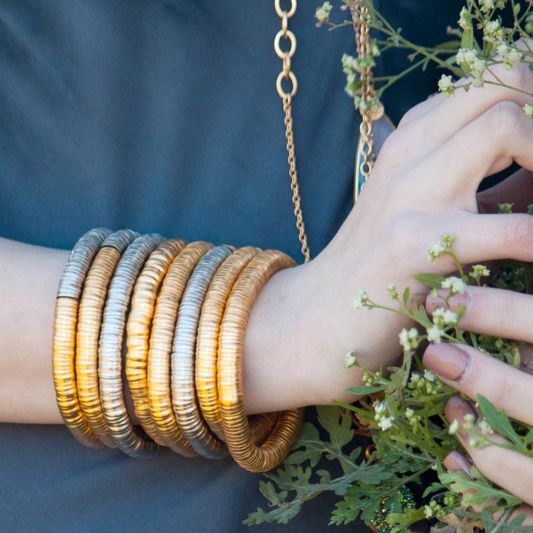 Catherine Page Evra Bracelet