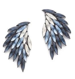 AC Jewelry Wing Drop Earrings