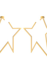 Accessory Concierge AC Jewelry A Star Is Born Earring Large
