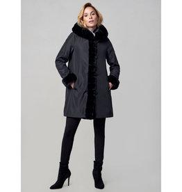 Nuage Nuage Lola Reversible Faux Fur Jacket