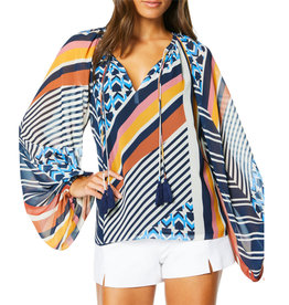 Ramy Brook Ramy Brook Geo Printed Kayden