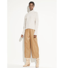 Vince Vince Textured Saddle Turtleneck