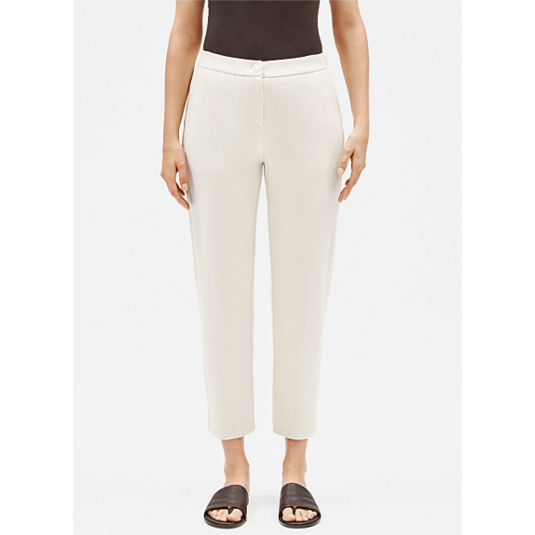 Eileen Fisher Eileen Fisher Slouchy Cropped Pant