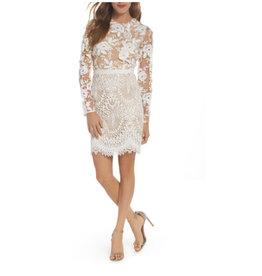 ML Monique Lhuillier ML Monique Lhuillier Short Cocktail Dress