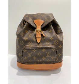 Louis Vuitton Louis Vuitton Monogram Montsouris MM Bookbag