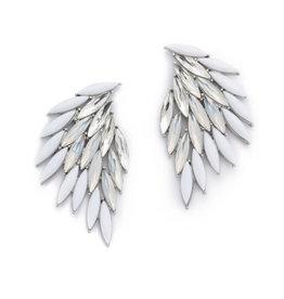 AC Jewelry Ombre Wing Drop Earrings