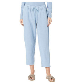 Eileen Fisher Eileen Fisher Tapered Ankle Pant W/ Drawstring