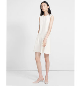 Theory Theory Asymetrical Drape Dress
