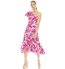 La Maison Talulah Les Saison Midi Dress