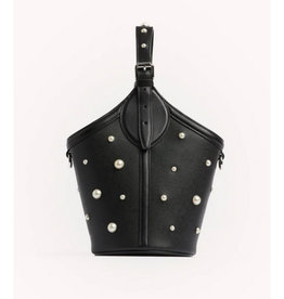 Rebecca Minkoff Rebecca Minkoff Pippa Top Handle w/ Pearls