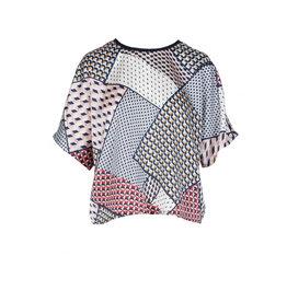 Anonyme Anonyme Tiziana Foulard Shirt