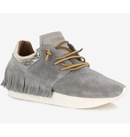 ESSEutESSE ESSEutESSE Suede Fringe Sneaker