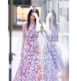 Anonyme Anonyme Daniela Zebra Dress