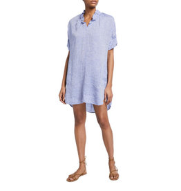 Finley Finley Crosby Linen Dress