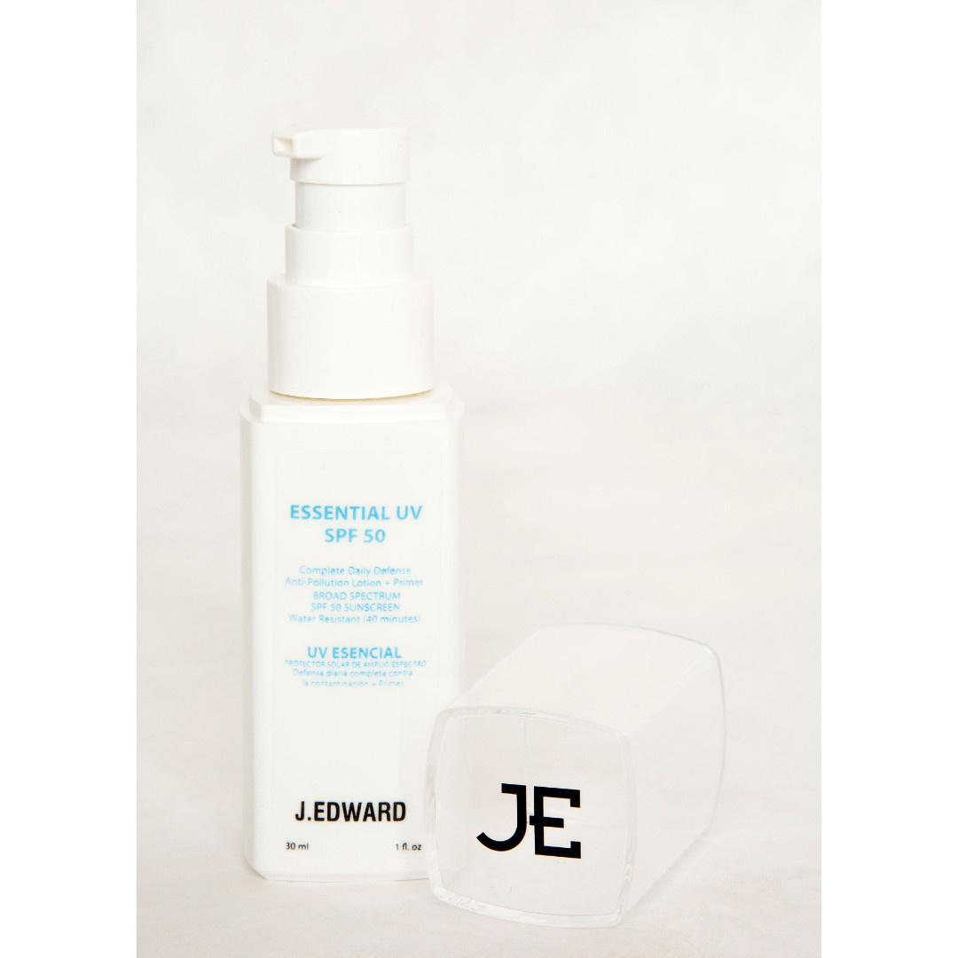 J Edward J Edward Essential UV SPF 50 + Primer