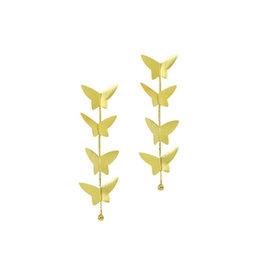 Betty Carre Betty Carre Papillon Butterfly Earrings