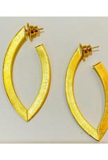 Betty Carre Betty Carre Monaco Hoop Gold