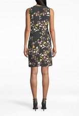 Nicole Miller Nicole Miller Crepe Shift Dress