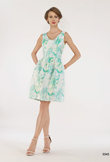 Bigio Bigio Jaquard Dress